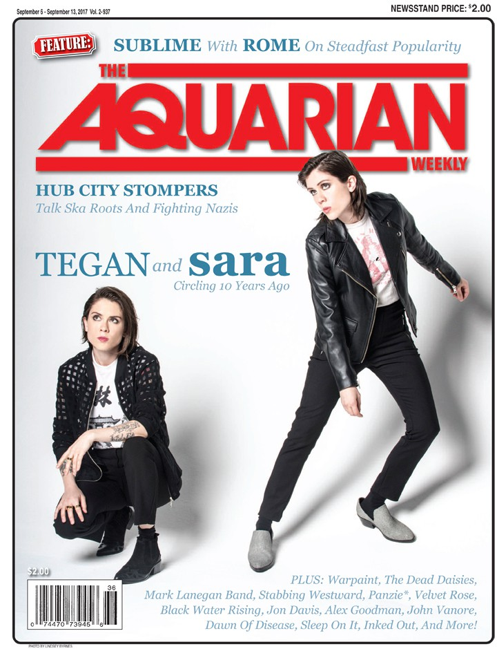 September 06, 2017 - Tegan and Sara