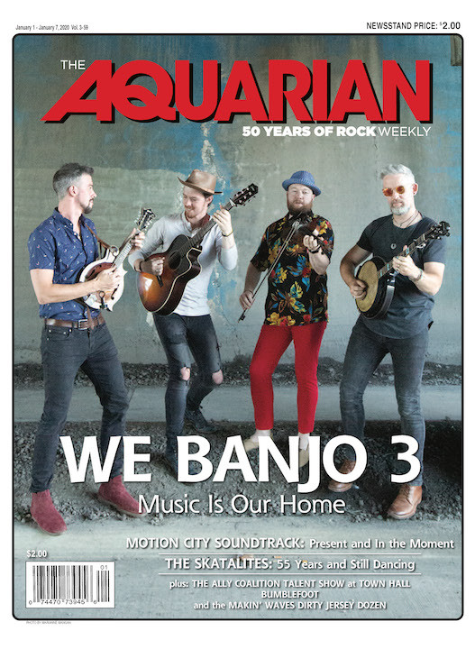 January 1, 2020 — We Banjo 3