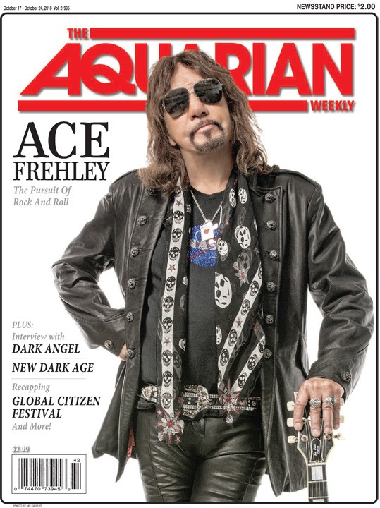October 17, 2018 - Ace Frehley