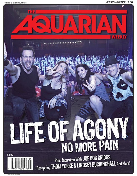 December 19, 2018 - Life Of Agony