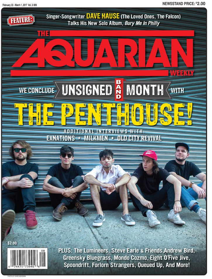 February 22, 2017 - The Penthouse / Unsigned Band Month Part 4 Of 4