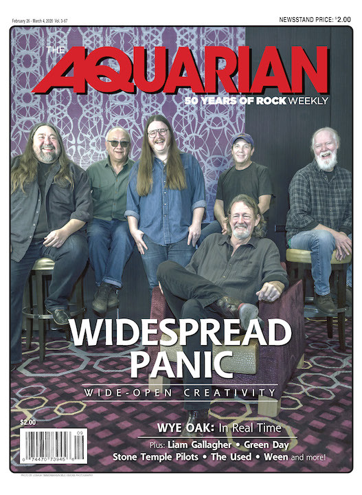 February 26, 2020 — Widespread Panic