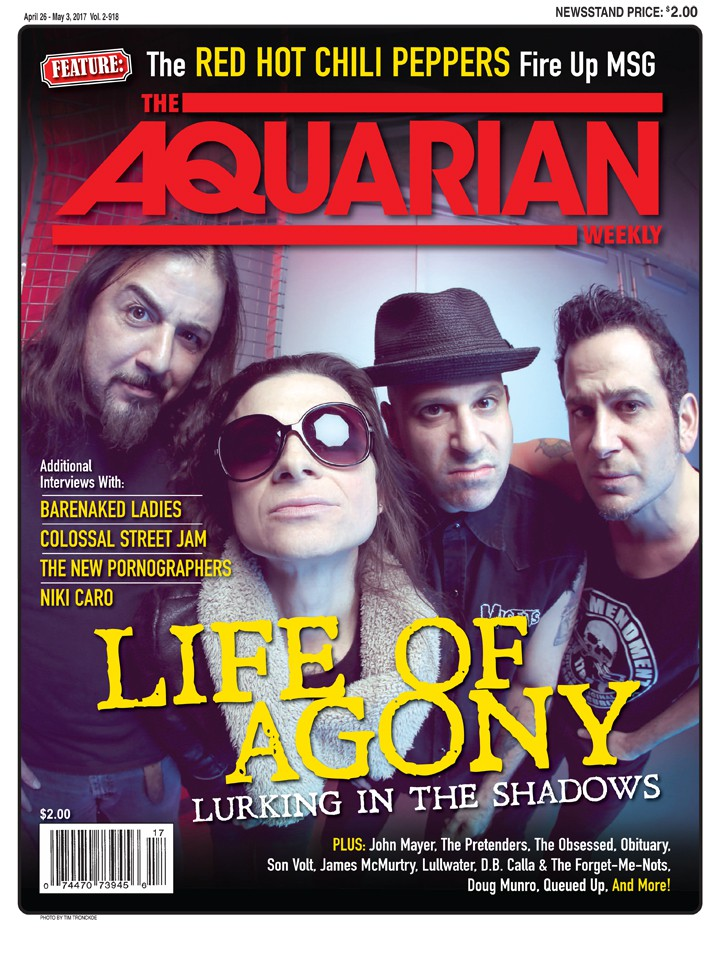 April 26, 2017 - Life of Agony—SOLD OUT