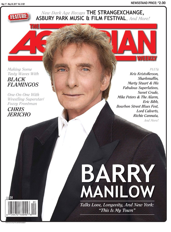 May 17, 2017 - Barry Manilow