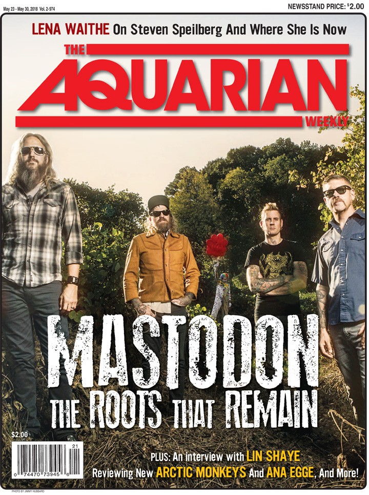 May 23, 2018 - Mastodon
