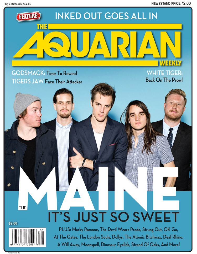 May 6, 2015 - The Maine