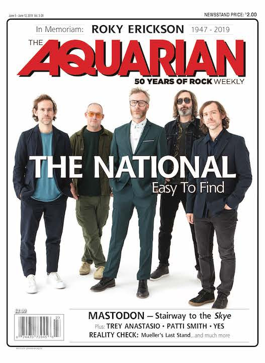 June 5, 2019 — The National