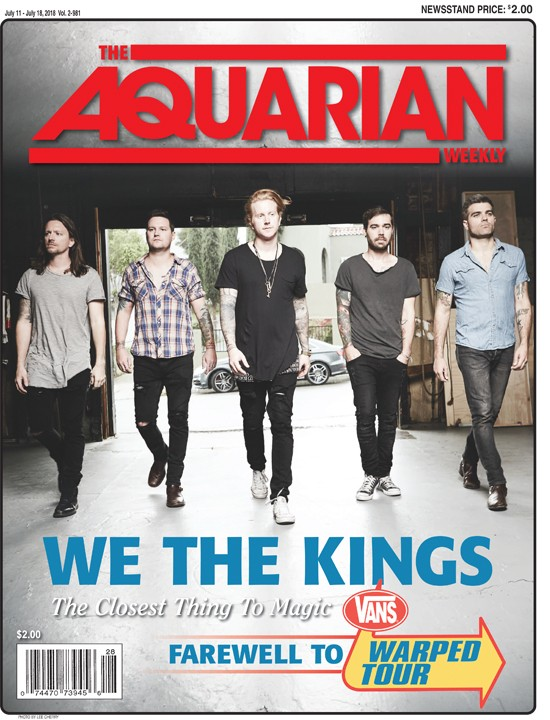 July 11, 2018 - We The Kings