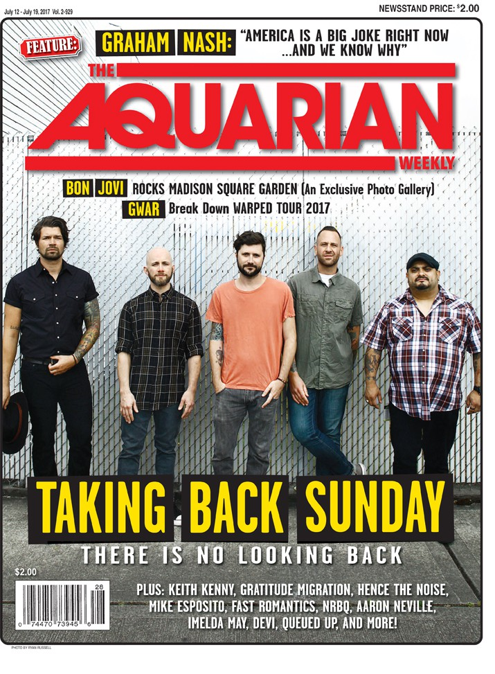 July 12, 2017 - Taking Back Sunday