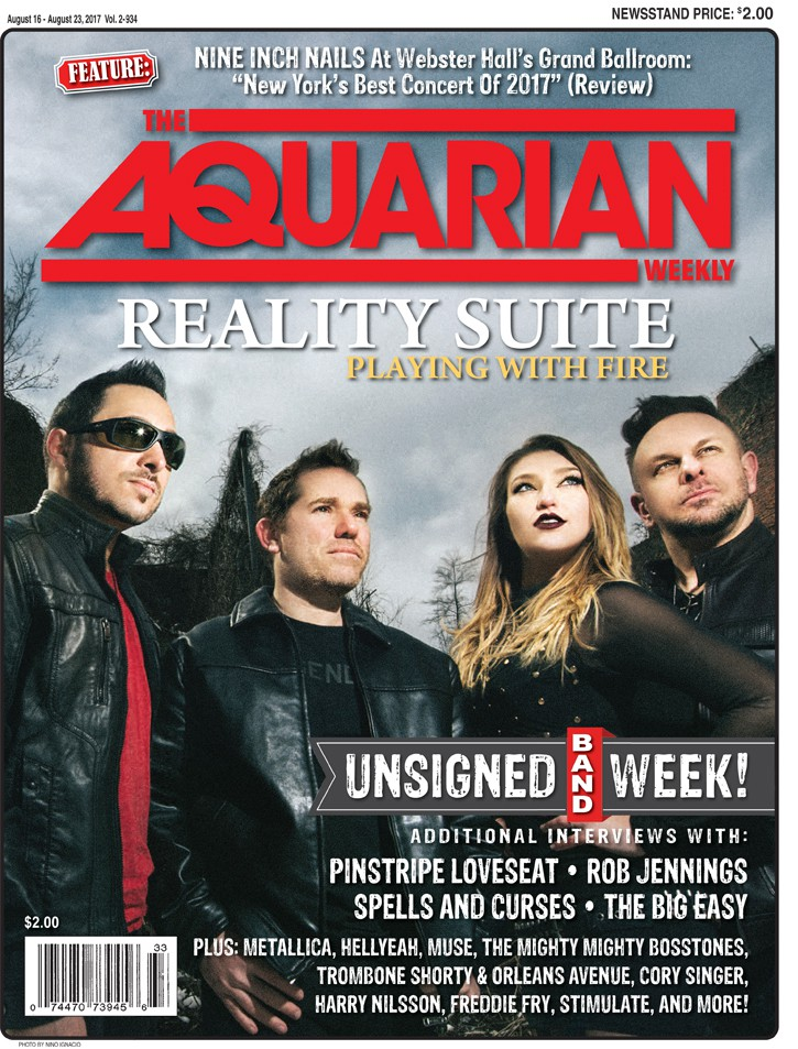 August 16, 2017 - Reality Suite (Unsigned Band Week!)