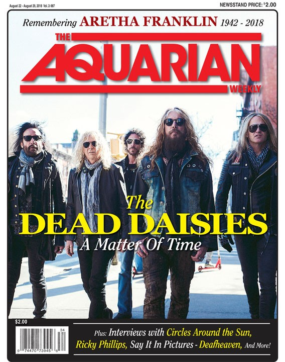 August 22, 2018 - The Dead Daisies