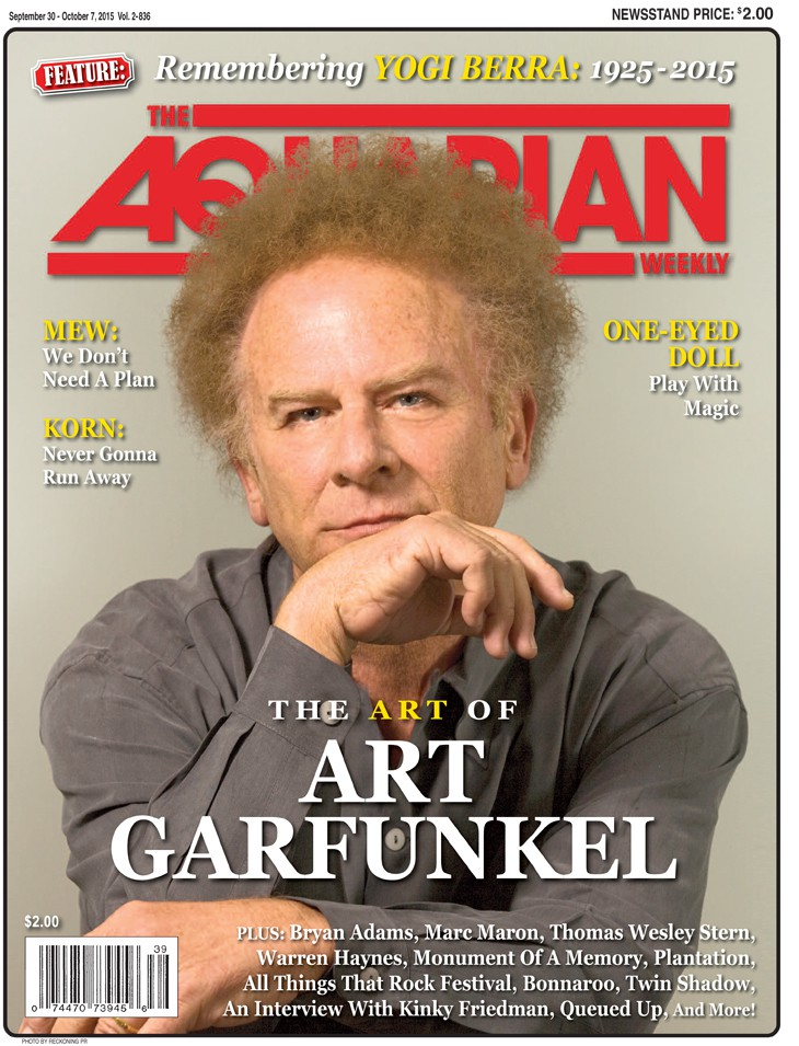 September 30, 2015 - Art Garfunkel