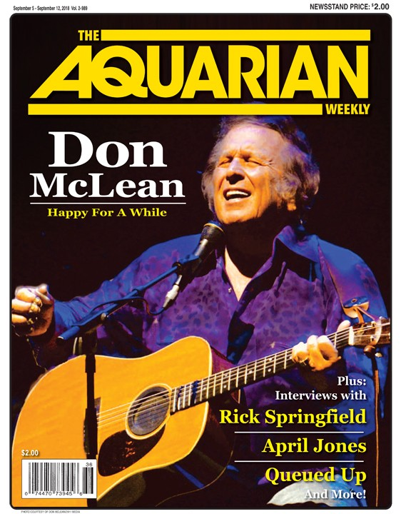 September 5, 2018 - Don McLean