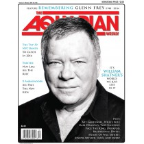 January 27, 2016 - William Shatner