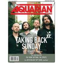 December 12, 2018 - Taking Back Sunday
