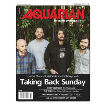 December 11, 2019 — Taking Back Sunday