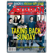 December 9, 2015 - Taking Back Sunday
