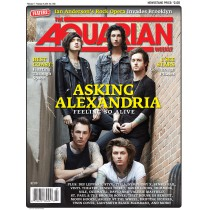 February 17. 2016 - Asking Alexandria