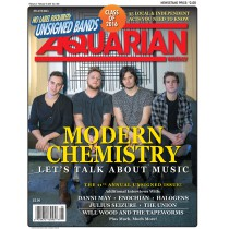 February 3. 2016 - Modern Chemistry / Annual Unsigned Band Issue
