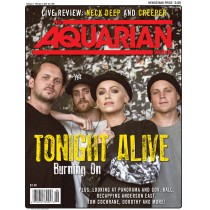 February 7, 2018 - Tonight Alive