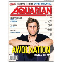 March 2, 2016 - AWOLNATION