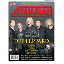April 12, 2017 - Def Leppard