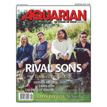 April 17, 2019 — Rival Sons