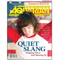 May 2, 2018 - Quiet Slang