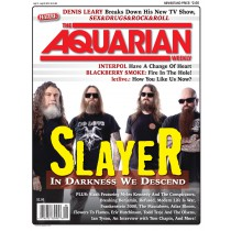 July 15, 2015 - Slayer