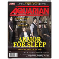 September 16, 2015 - Armor For Sleep