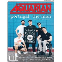 September 19, 2018 - Portugal. The Man
