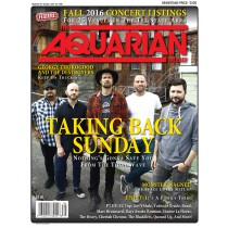 September 28, 2016 - Taking Back Sunday