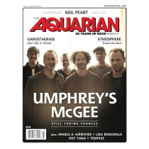 January 15, 2020 — Umphrey's McGee