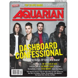 January 18, 2017 - Dashboard Confessional