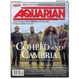 October 5, 2016 - Coheed And Cambria