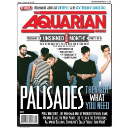 February 1, 2017 - Palisades / Unsigned Band Month Part 1 Of 4