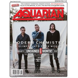 February 8, 2017 - Modern Chemistry / Unsigned Band Month Part 2 Of 4