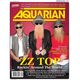 March 1, 2017 - ZZ Top