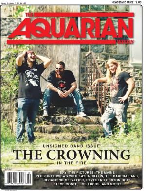 January 10, 2018 - The Crowning