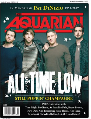 December 20, 2017 - All Time Low