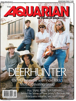 February 27, 2019 - Deerhunter