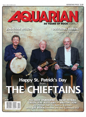 March 11, 2020 — The Chieftains