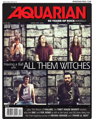 March, 20 2019 - All Them Witches