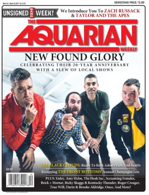 March 22, 2017 - New Found Glory