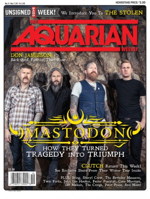 May 10, 2017 - Mastodon