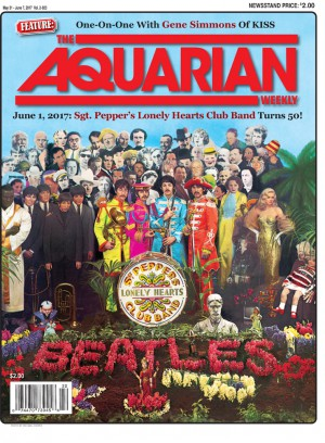 May 31, 2017 - Sgt. Pepper's Lonely Hearts Club Band Turns 50!