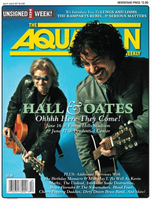 June 14, 2017 - Hall & Oates