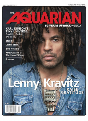 August 21, 2019 — Lenny Kravitz
