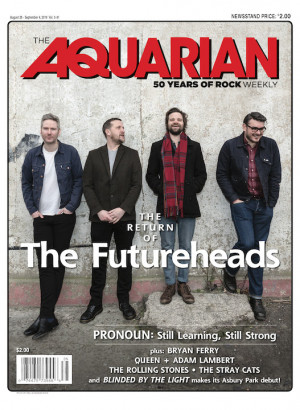 August 28, 2019 — The Futureheads