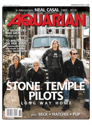 September 4, 2019 — Stone Temple Pilots